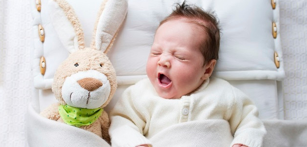 Dieťa v noci nespí