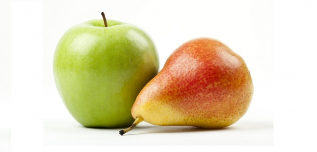Menu pre budúce mamy: Jablká a hrušky kedykoľvek