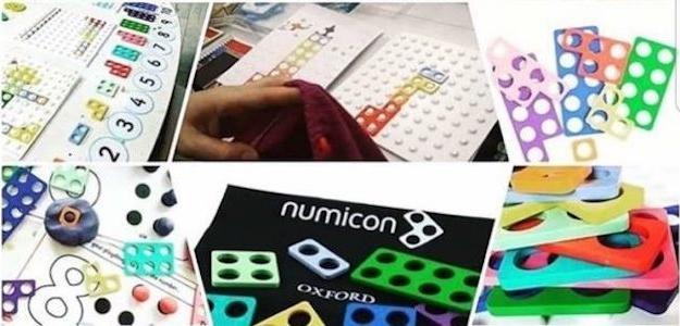 Budujte u detí pozitívny vzťah k matematike s programom Numicon!