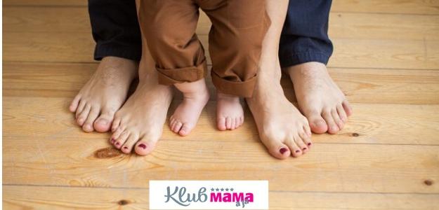 Poradňa KLUBU MAMA a ja: Barefoot, obuv pre deti?