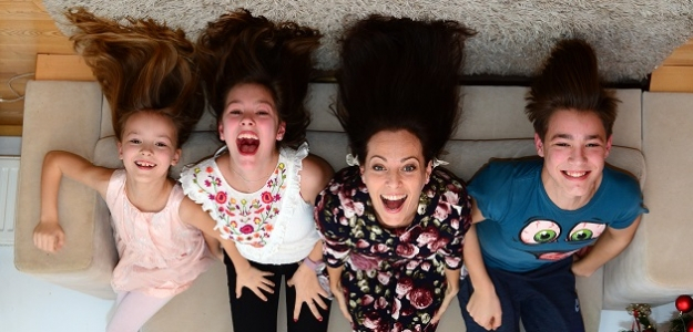 TIPY od Márie Podhradskej alias Spievanky: Takto sa zabavíte s deťmi