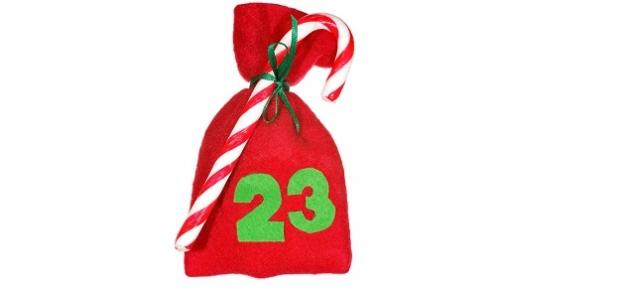 23. december - Zdobíme stromček