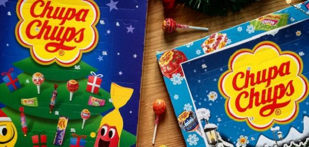 Adventný kalendár Chupa Chups: Spríjemnite deťom čakanie na Ježiška!