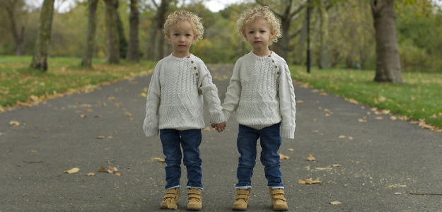jednovaječné dvojčatá