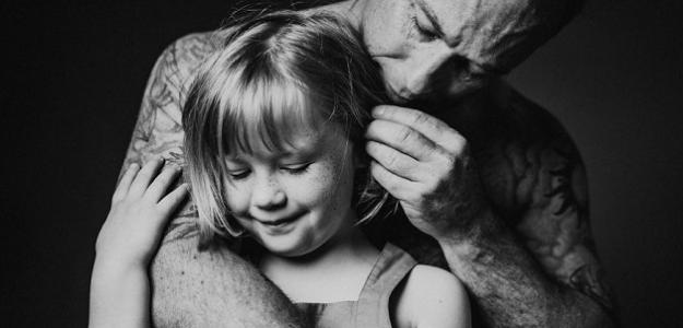 láska, čo je láska, fotografia, otcovská láska