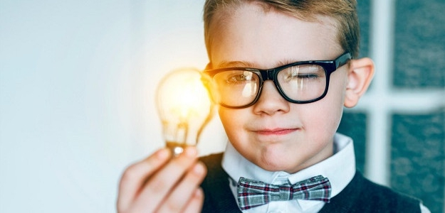 10 znakov, že vaše dieťa má vysoké IQ