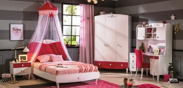 Çilek - nábytok v štýle detskej fantázie