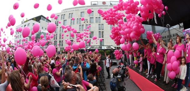 Bratislava sa už túto sobotu zahalí do ružovej v rámci podpory boja proti rakovine prsníka!