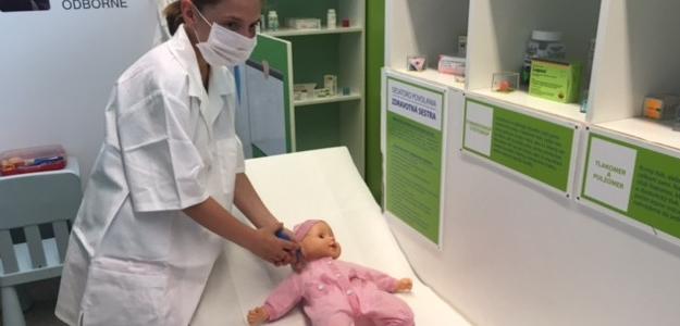 Profesiu lekára i lekárnika si môžu deti vyskúšať v Detskom meste povolaní