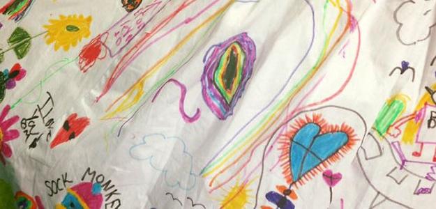Netradičná rozlúčka jednej učiteľky so školským rokom: Pokreslite ma!