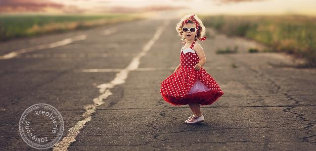Detstvo je rozprávka - pozrite si prekrásne fotografie talentovanej mamy z Poľska