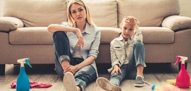 5 pravidiel, ako si efektívne udržať poriadok v domácnosti s deťmi