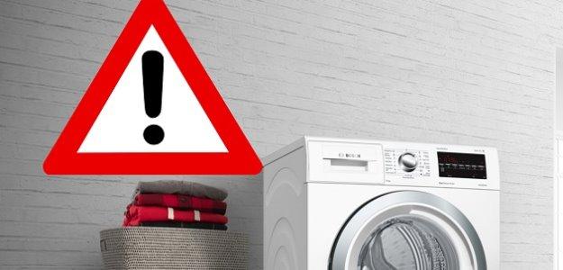 POZOR! Máte túto práčku?