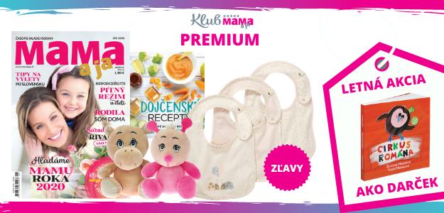 Premium Klub Mama a ja