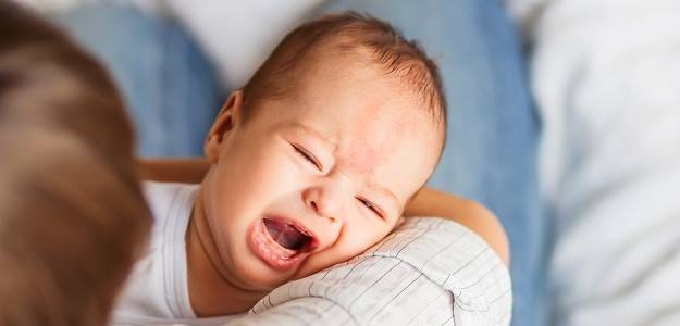 Ako upokojiť bábätko