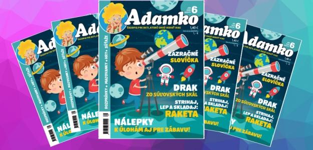Vitaj, Adamko!