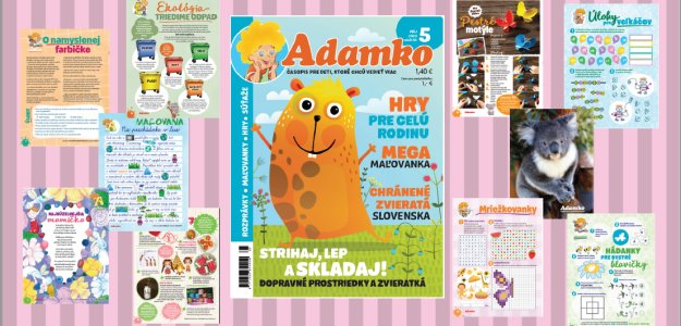 časopis ADAMKO
