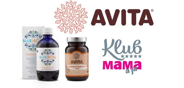 Súťaž: VYHRAJTE balíček vitamínových doplnkov od AVITY