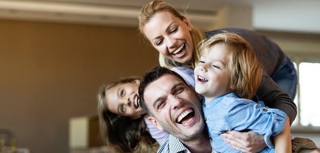 Dobrá rodina rituály v rodine