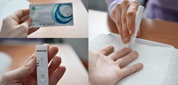 klinika Medante testy na COVID 19