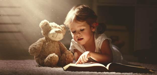 Podporujte u dieťaťa čítanie