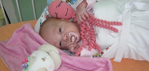 predčasne narodené bábätko