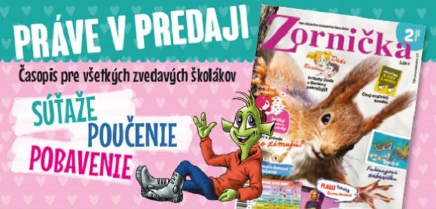 Februárová Zornička je tu!
