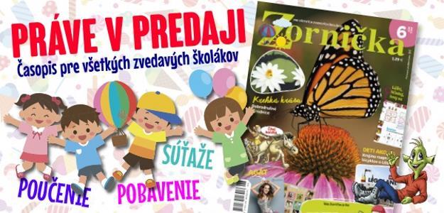 Zornička časopis