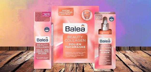 Členky KLUBU MAMA a ja testovali produkty pleťovej kozmetiky zn. Balea Beauty Collagen