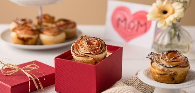 Chutné recepty na deň matiek