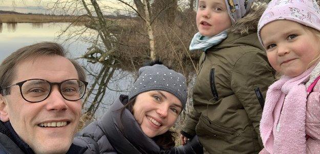 Mama v Holandsku
