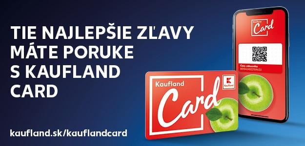 VYHRAJTE nákupné poukážky do Kauflandu