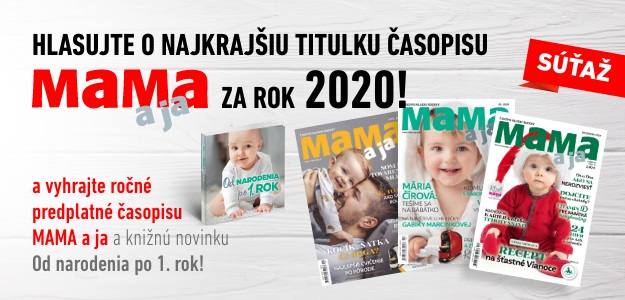 HLASUJ a VYHRAJ: NAJ titulka roka 2020