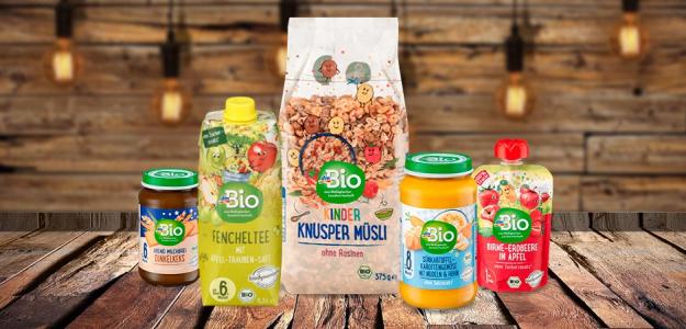 Zapojte sa do ANKETY a získajte balíček produktov zn. dmBio určený pre deti