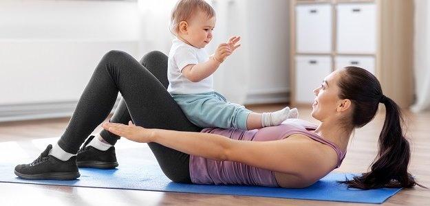Ako si spríjemniť materskú dovolenku? Športovaním!