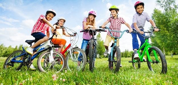 Bezpečné športovanie detí v letnom období