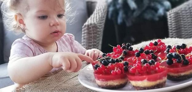 Gromovci mini cheesecake