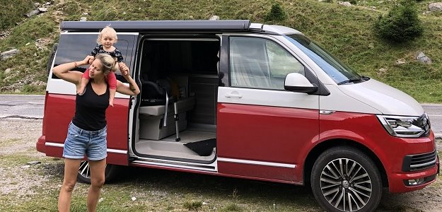 Dovolenka v karavane