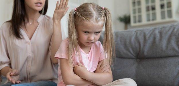 nekričte na deti