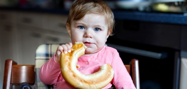 bezlepková dieťa pre zdravé deti