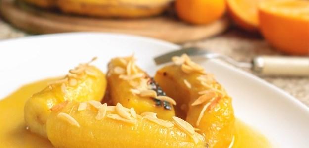 Pečené banány