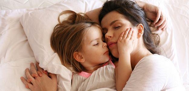 Spánok matiek