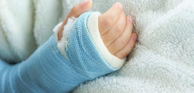 O zlomenej ruke