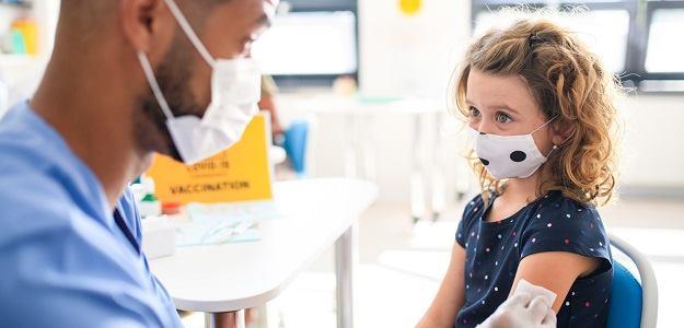 Očkovanie detí od 5 rokov