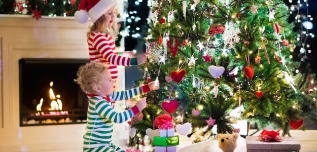Kúzlo vianočného stromu