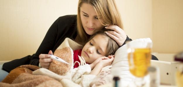Chrípka a jej príznaky
