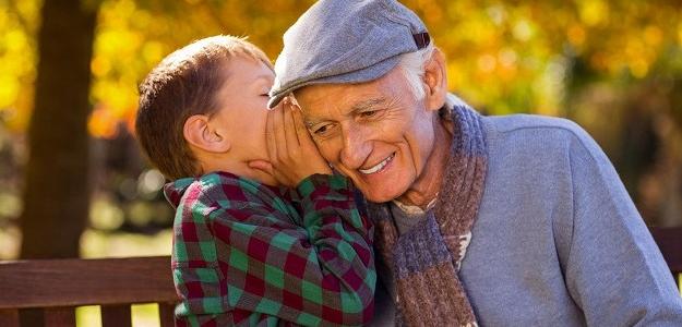 Fejtón: Dedko, ktorého milujeme