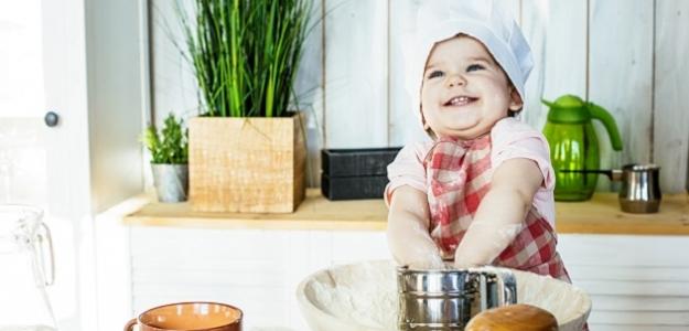 RECEPTY pre dojčatá: Sladké dobrôtky