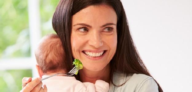 Kvalita materského mlieka: Súvisí s tým, čo mama zje?
