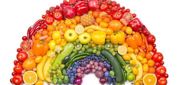Farba potravín: Ktoré by ste mali konzumovať?